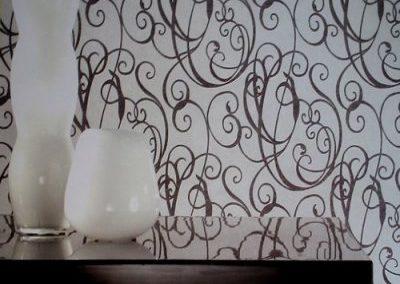 Mab Art - Papel de Parede - Modelo 8